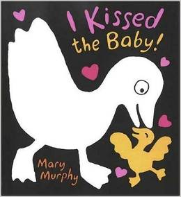 I Kissed the Baby book cover