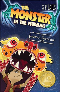 The Monster in the Mudball book cover
