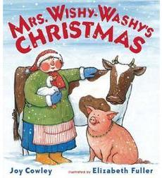 Mrs. Wishy-Washy's Christmas book cover