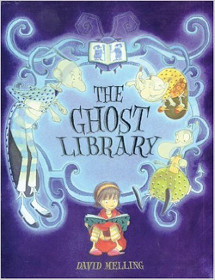 The Ghost Library book cover