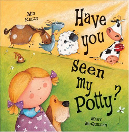 Have You Seen My Potty book cover