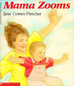 Cover of the book Mama Zooms